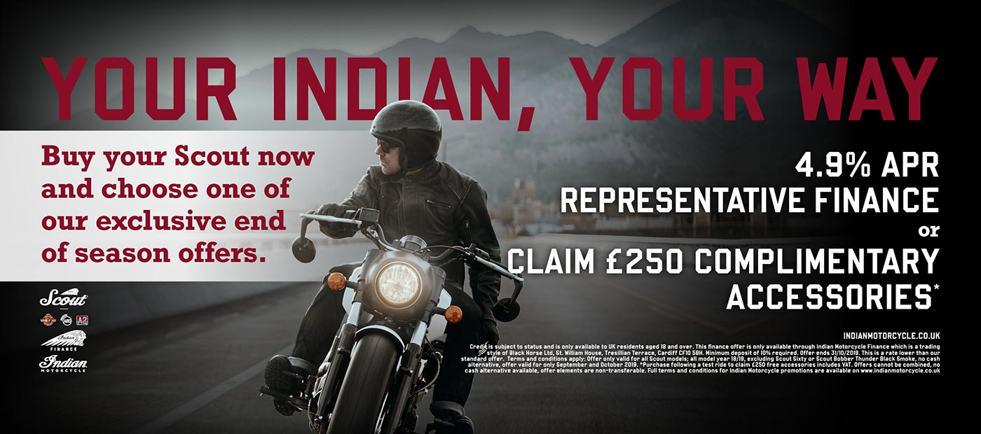 Your Indian, Your Way - Scout